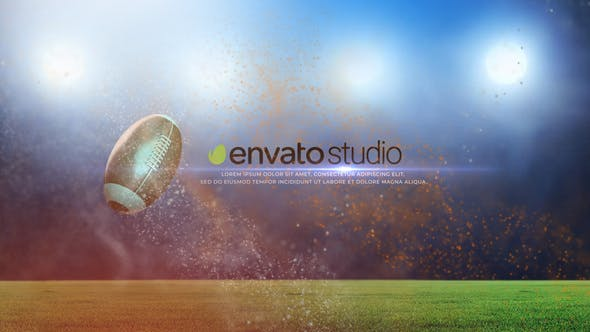 Thumbnail for Rugby Ball Logo