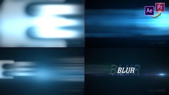 Thumbnail for Fast Logo Opener for Premiere PRO