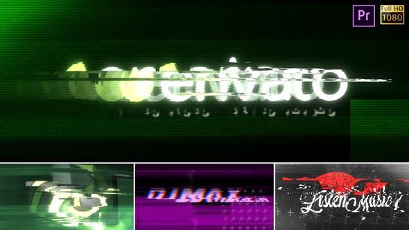 Thumbnail for Glitch Reveal - Premiere Pro
