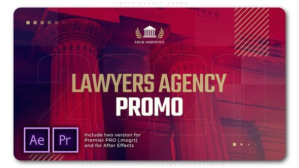 Thumbnail for Lawyer Agency Promo