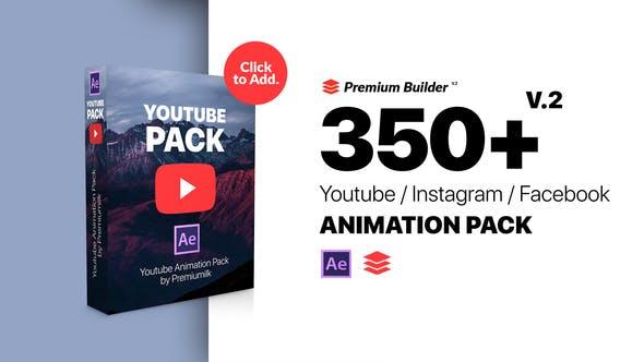 Youtube Pack - инструмент расширения