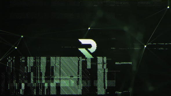 Thumbnail for Verbindung | Glitchy Logo Reveal