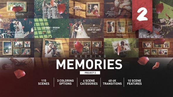 Thumbnail for Hochzeitserinnerungen Diashow