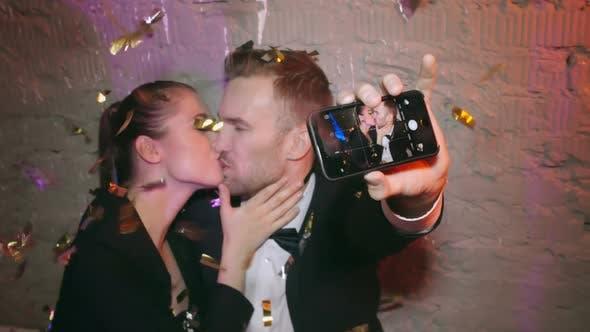 Thumbnail for Kissing Selfie