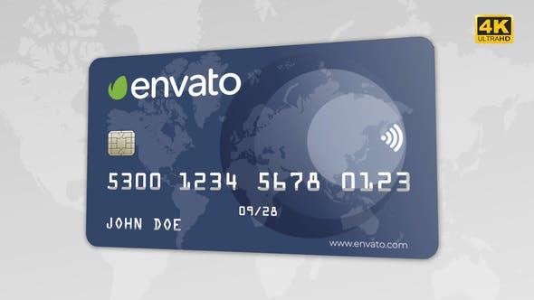 Thumbnail for Tarjeta de crédito 3D