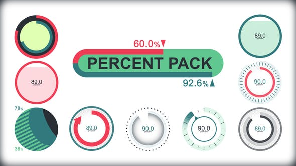 Cover Image for Percent Pack