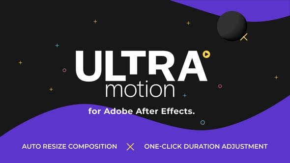 Thumbnail for Ultra Motion | After Effects