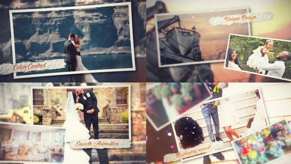 Thumbnail for Elegant Wedding Story