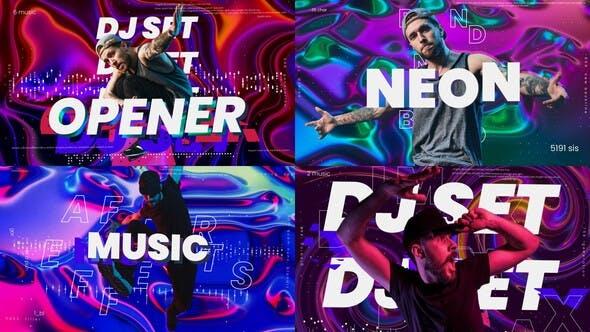 DJ Music Opener
