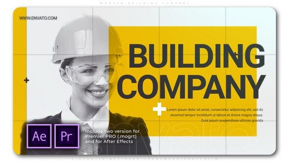 Cover Image for Entreprise de construction moderne