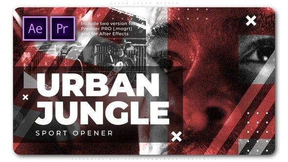 Thumbnail for Ouvre-porte sport urbain