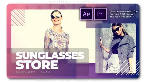 Thumbnail for Sunglasses Store Showreel