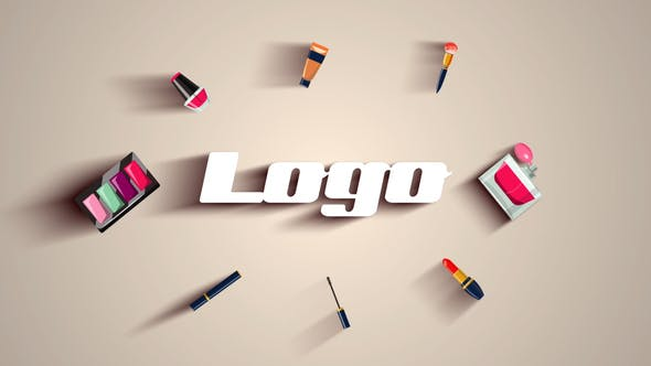 Cosmetic Makeup Logo