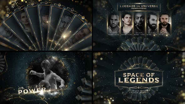 Space of Legends Awards Show