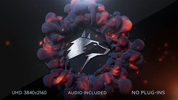 Firewave Logo Intro