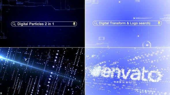 Thumbnail for Digital Search Logo