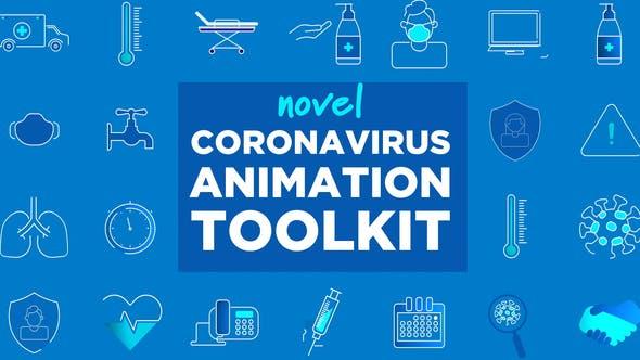Thumbnail for Coronavirus Animation Toolkit