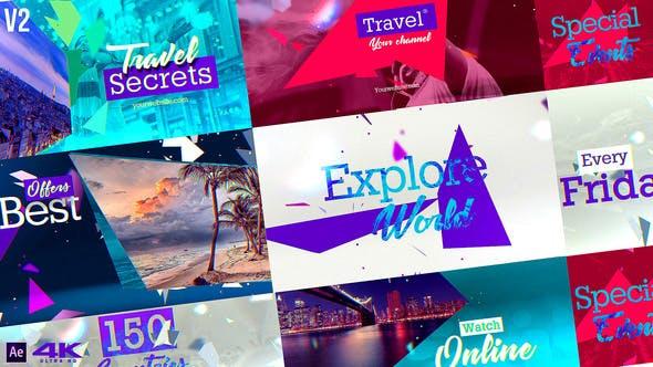 Thumbnail for Travel Multifunción Broadcast Pack v2