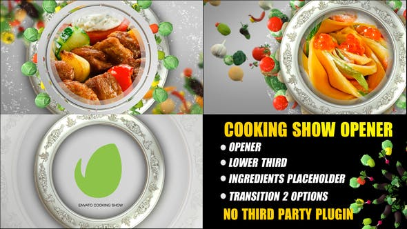 Thumbnail for Ouvre-spectacle de cuisine/Intro Food show