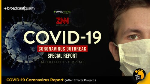 Corona COVID-19 Virus Broadcast Special Report