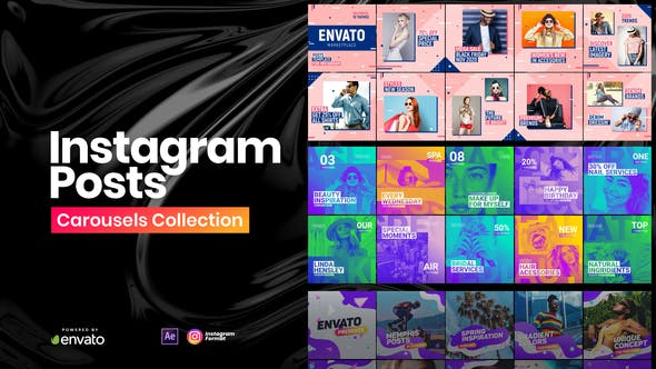 Thumbnail for Instagram Posts Collection