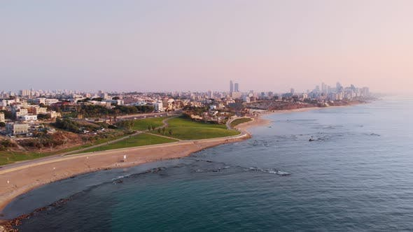 Thumbnail for Tel Aviv Jaffa Coastline