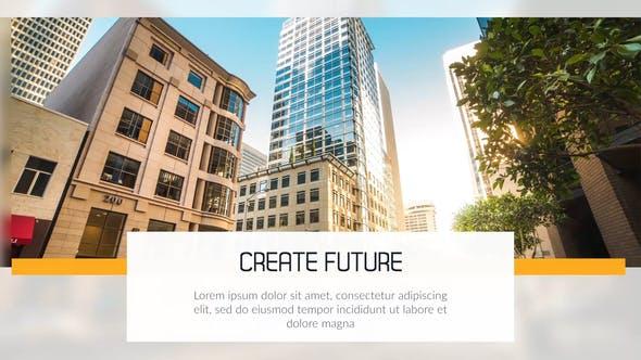 Thumbnail for Clean Corporate - Modern Presentation // Final Cut Pro X