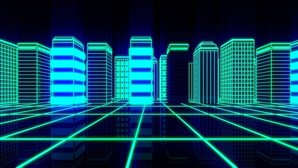 City Glowing