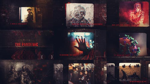 The Pandemic Montage