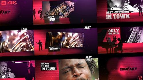 Jazz Band Event