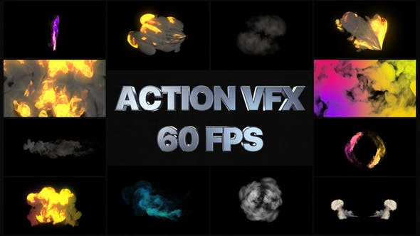 Thumbnail for Éléments VFX | Premiere Pro MOGRT