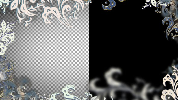 Pattern Frame And Transitions