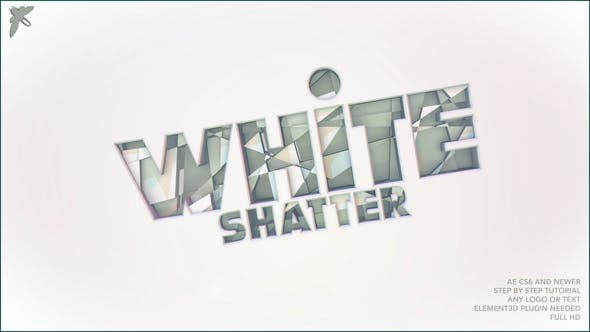 Thumbnail for White Shatter Logo