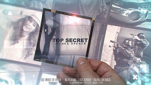 Top Secret Images Opener