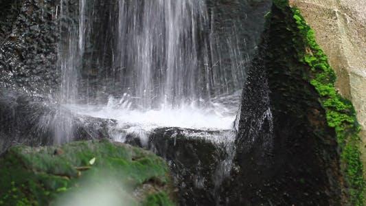 Thumbnail for Garden Waterfall