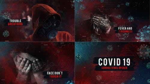 Covid 19 Virus Opener