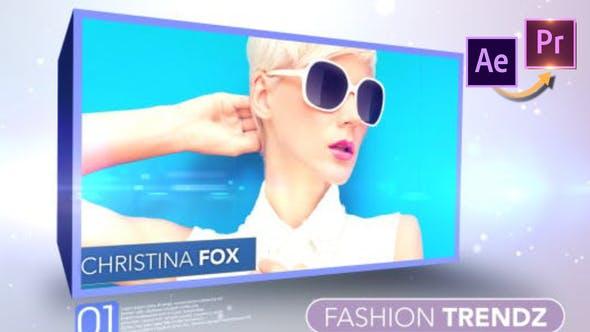 Thumbnail for Fashion Trendz - Premiere PRO