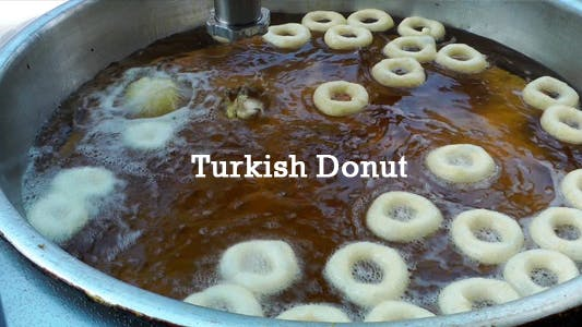 Thumbnail for Turkish Donut 1
