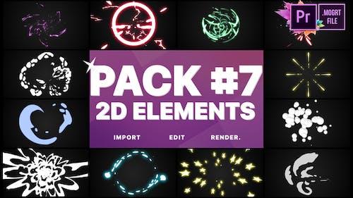 Flash FX Elements Pack 07   Premiere Pro MOGRT