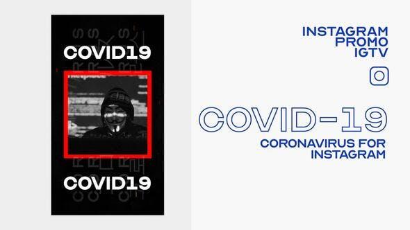 Instagram Coronavirus Covid-19 IGTV