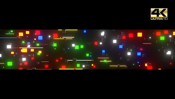 Thumbnail for Vj Cube Neon