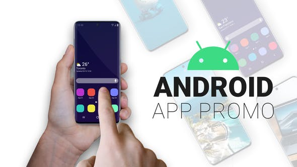 Thumbnail for Android App Promo | Smartphone Kit