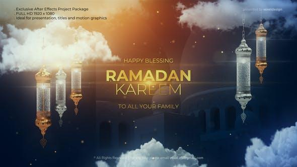 Thumbnail for Ramadan Kareem Title