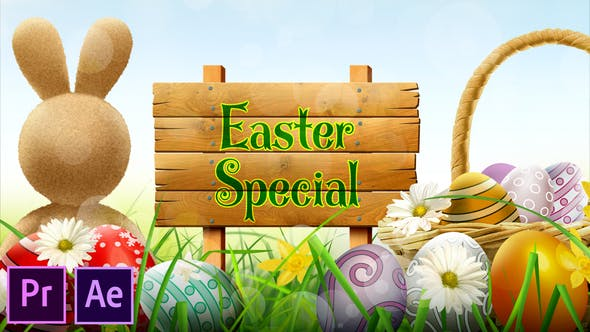 Thumbnail for Easter Special Promo - Premiere Pro