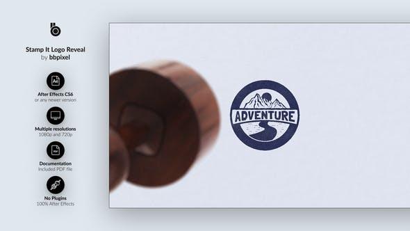 Thumbnail for Stamp It Logo Revelar