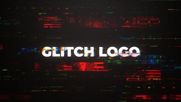Thumbnail for Digital Glitch Intro Mogrt