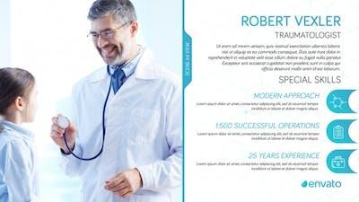 Healthcare Minimal Folder