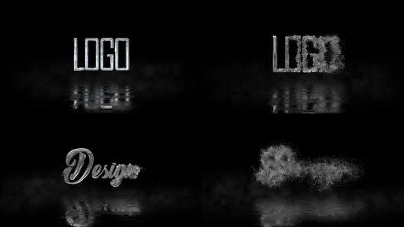 Thumbnail for Metal Disintegration Logo