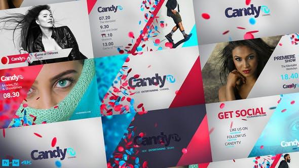 CandyTV Broadcast Pack v2.2