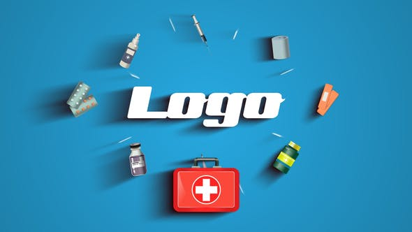 Thumbnail for Medical Logo Reveal